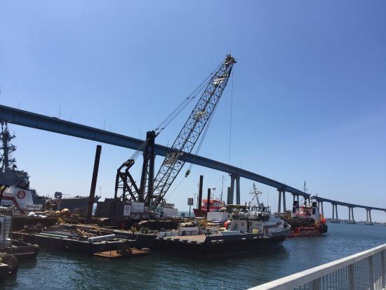 show user reviews coronado bridge diego california