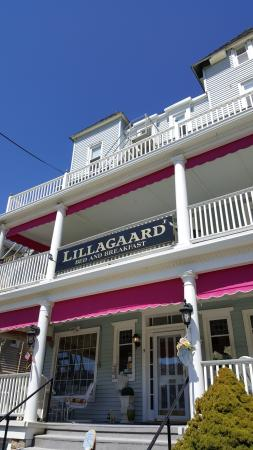 Lillagaard Inn Bed and Breakfast : A lovely tea with the girls