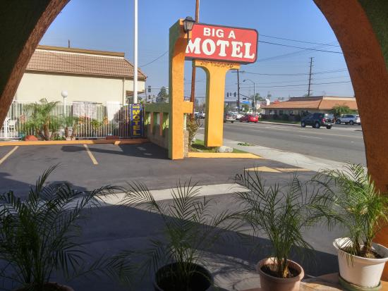 Big A Motel Orange Ca