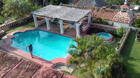 Hotel Paraiso Escondido: 20160330_081959_large.jpg