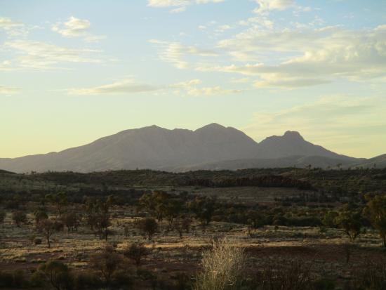 Mount Sonder Bild