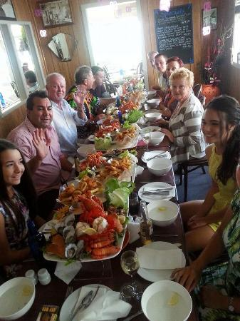 Maisie's Seafood and Steakhouse: Seafood Platter Party