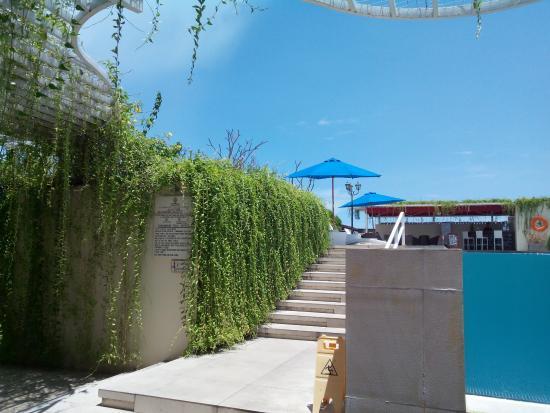 rooftop atanaya picture of atanaya hotel kuta tripadvisor rh tripadvisor com sg