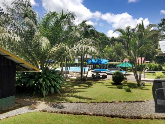 Centro Campestre Finca Los Laureles: Areas Verdes