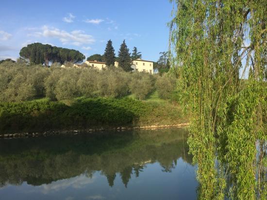 Villa POGGIO AI MERLI ! TOSCANA !