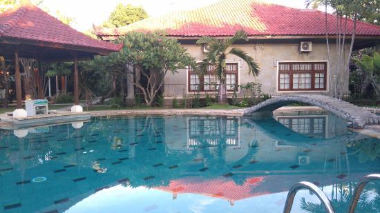 Sukun Bali Cottages: swimming pool