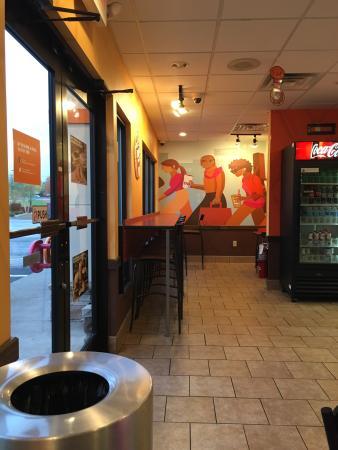 Morristown, Τενεσί: Dunkin' Donuts