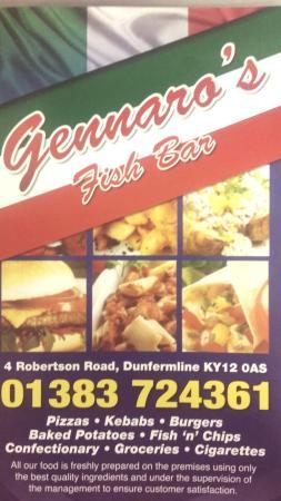 Gennaros Fish Bar