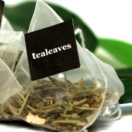 Sassafras, Avustralya: Tealeaves' own brand of quality loose leaf teas now in convenient bio degradable