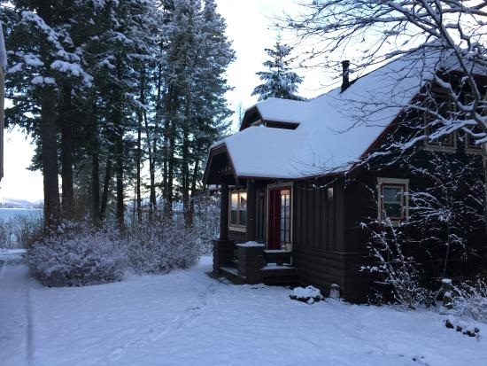 Sleeps Cabins: For the love of winter