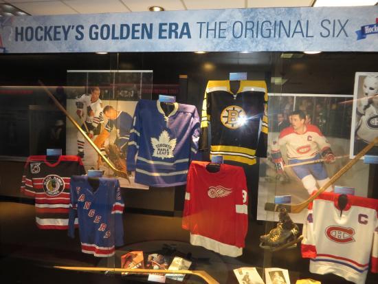 The Original Hockey Hall of Fame