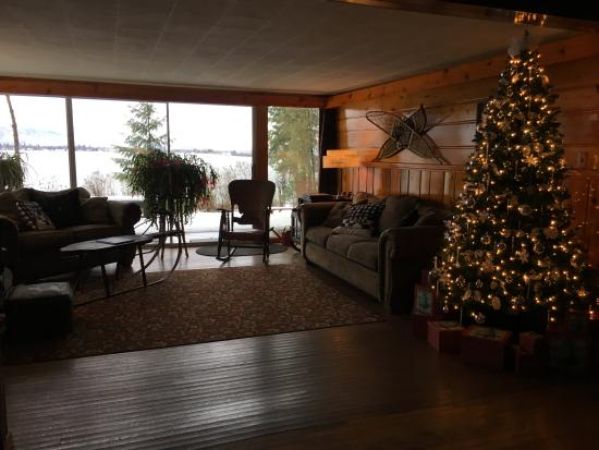 Sagle, ID: Christmas in the Family Cabin # 31