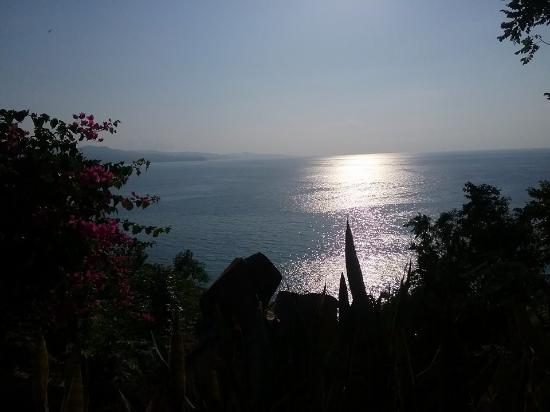 El Greco Resort: View from hotel grounds