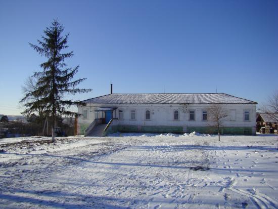 Sudzha, Russland: один из домоы