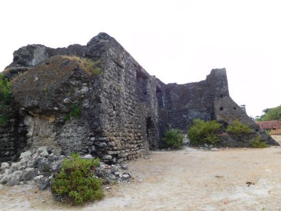 Delft Island Fort – Jaffna   Yarltourism