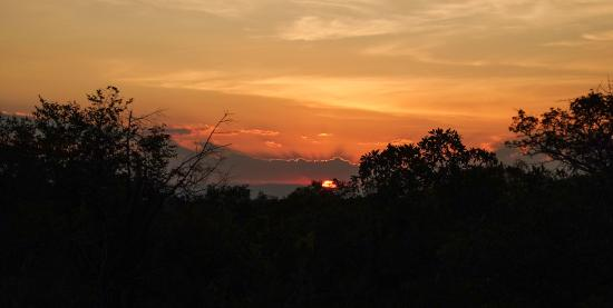 Ulusaba Private Game Reserve, Republika Południowej Afryki: Bush sunset