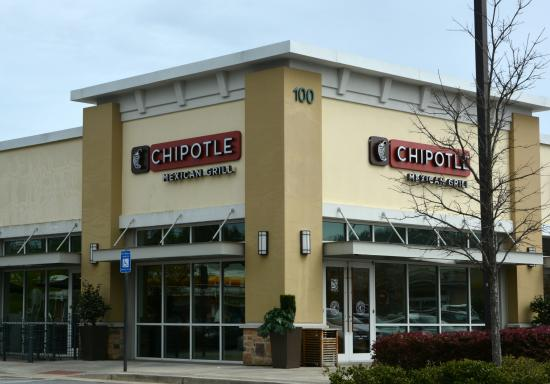 Marietta, GA: One of the Better Chipotle's I've Found