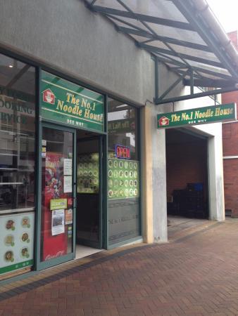 Kung Fu Noodle Bar