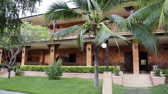 Sabai Resort: вилла сансет
