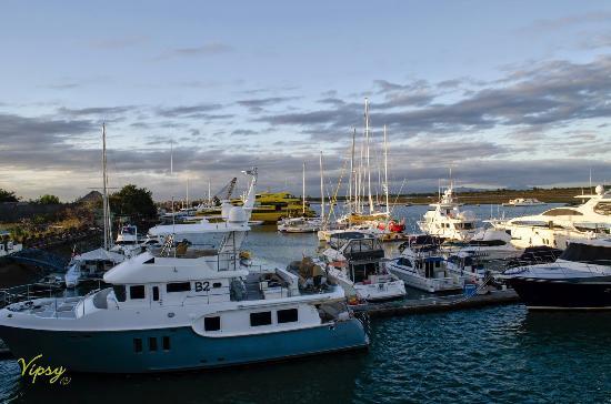 Benoa Harbour