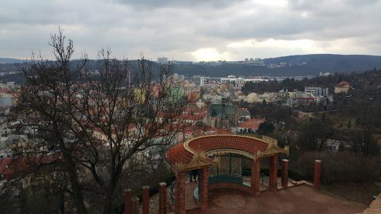 เบอร์โน, สาธารณรัฐเช็ก: View from Spilberk Castle