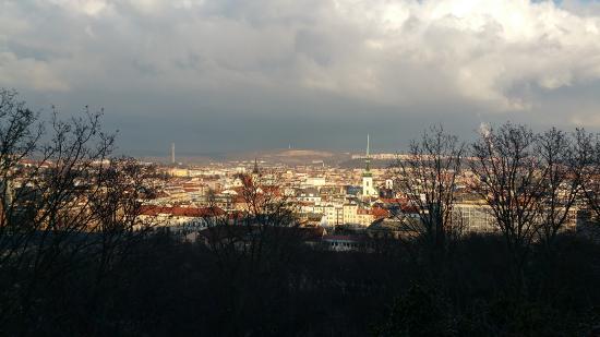 เบอร์โน, สาธารณรัฐเช็ก: Overlooking City at Spilberk Castle