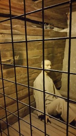 Brno, Tjekkiet: Prisoner in the Casemates at Spilberk Castle