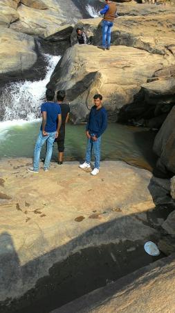 Panchghagh Falls