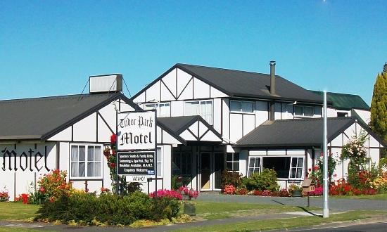 Gisborne, Nueva Zelanda: Tudor Park Motel