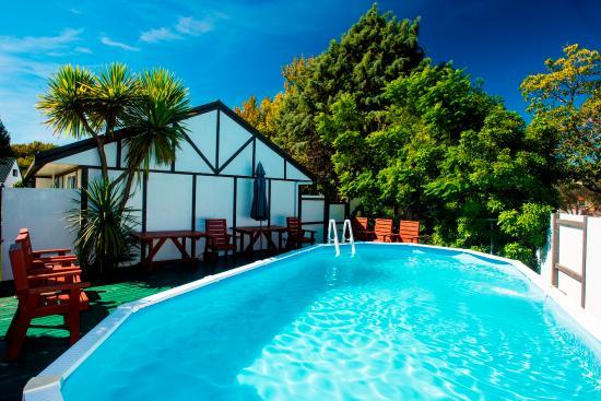 Gisborne, Nueva Zelanda: Swimming pool