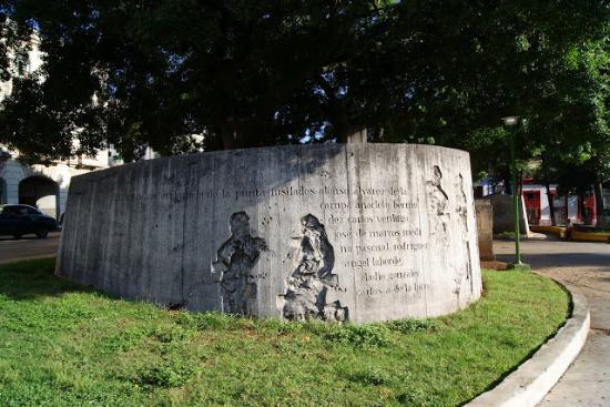 Parque de los Martires Universitarios