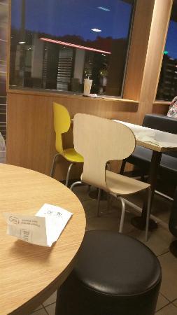 Gruchet-le-Valasse, France : McDonald's