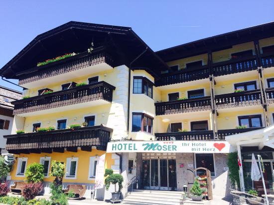 Hotel Moser: Außenansicht