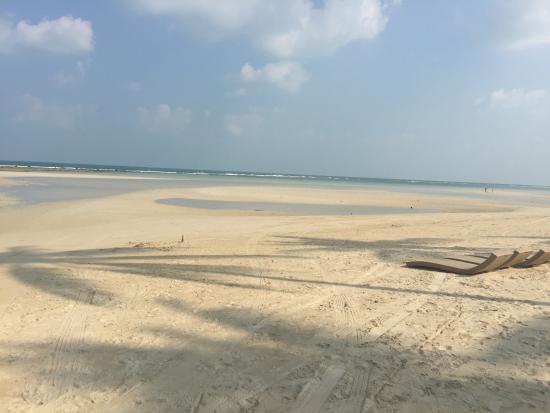 Laem Set, Tailandia: Private Beach