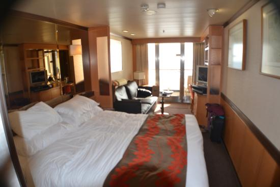 Balcony Room Deck 9 Picture Of Portside Cruises Pacific