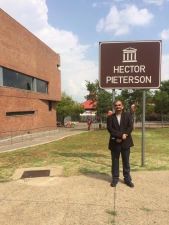 Hector Pieterson Memorial: Hector Pieterson Museum