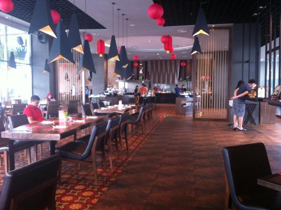 restoran tempat sarapan picture of swiss belhotel cirebon cirebon rh tripadvisor ie