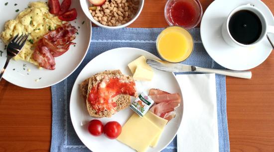 Fruehstueckshotel Fuerstenwerth: Frühstück