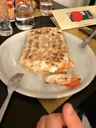 Pizzetta verace  in compagnia