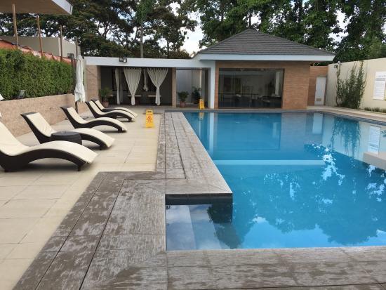 kiddie adult pool picture of holiday suites puerto princesa rh tripadvisor com ph