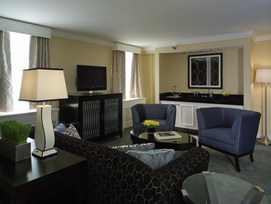 وورويك أليرتون هوتل شيكاغو: Suite Parlor