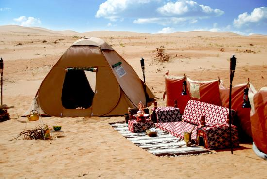 Mizaira'a, Zjednoczone Emiraty Arabskie: Liwa , Western Region in the United AraB Emirates. Best place for camping from November to Febra