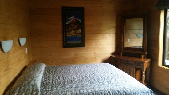 Turangi, Nueva Zelanda: Our Executive Suite at Creel Lodge