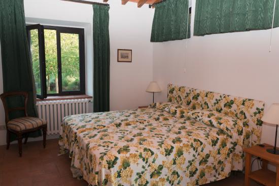 Podere Val delle Corti: Bedroom 2