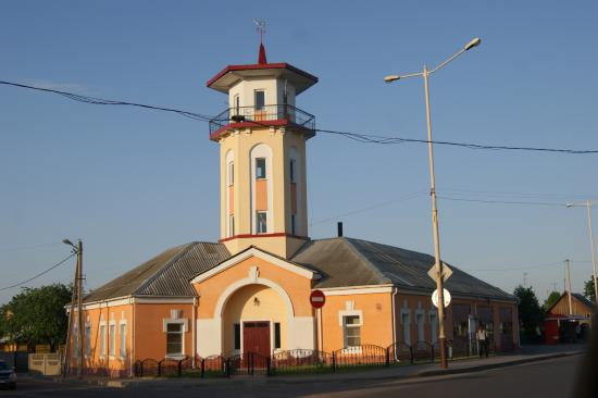 Baranovichi, Belarus: Пожарное депо