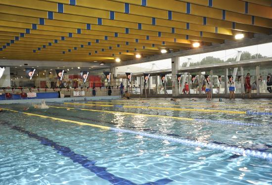 Garden Sporting Center : Piscina
