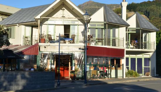 Akaroa Restaurant and Bar : L'Hotel