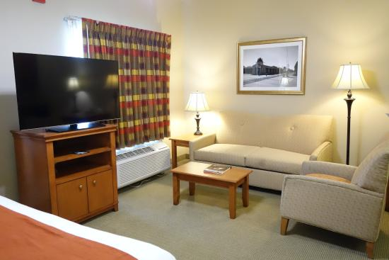 Country Inn & Suites By Carlson, San Bernardino (Redlands): SBCA Studio Suite