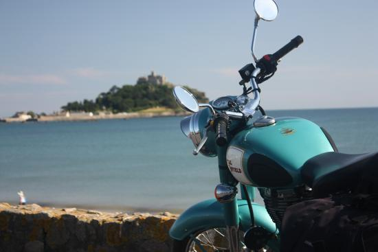 Cornish Classics Motorcycle Hire