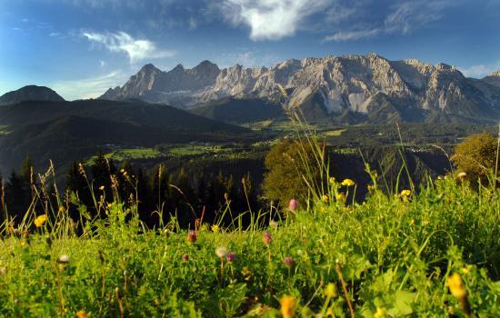 Radstadt, Austria: Frühling in der Radstädter-Tauern Region